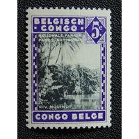 Бельгийское Конго 1938 г.