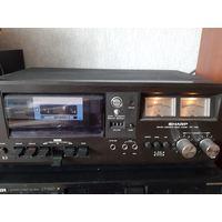 SHARP RT- 1122. stereo cassette deck.