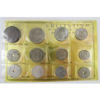 Греция, Набор монет (10 лепта, 5 драхм 1930 год, 2 и 1 драхмы 1926 год и тд.)