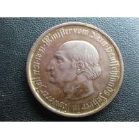 Германия.Нотгельд 1923 г.10.000 марок