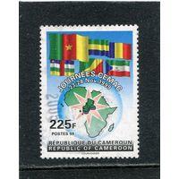 Камерун. Конференция