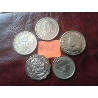 Недорого! Лот коллекционных жетонов!(лот#.4S). + Бонус! Сегодня новые аукционы!!