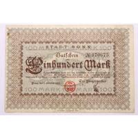 Германия (Bonn), 100 марок 1922 год