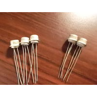 Транзистор МП 20 - 3 шт. + МП 20А - 2 шт.   (5 шт-все одним лотом)