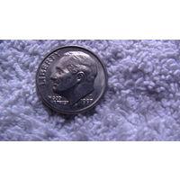 США 10 центов 1997D распродажа