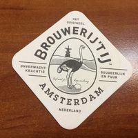 Подставка под пиво Brouwerij'tij Amsterdam