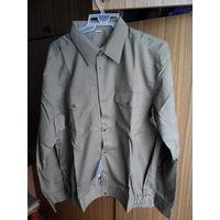 Продам Рубашку новая  военная защитного цвета 54-4