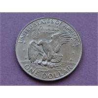 США 1 доллар 1972
