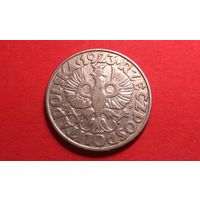 50 грош 1923. Польша.