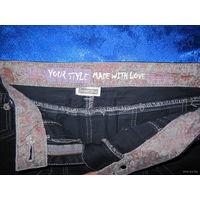 Юбка джинсовая Street One средней длины, р.46-48 (бедра до 106)