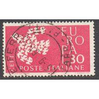 Италия Европа-Септ 1961 год