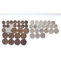 Монеты СССР после 1961 года (список внутри).