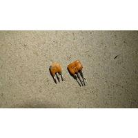 Фильтр пьезокерамический  10,7МГц