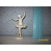 Статуэтка балерина пластик