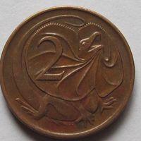 2 цента 1982  Австралия