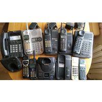 Радиотелефоны на запчасти