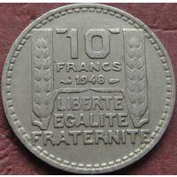 3274:  10 франков 1948 Франция