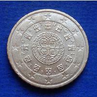 Португалия 50 евроцентов 2015