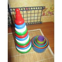 Пирамидки детские
