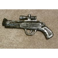 Пистолет (дробовик) игрушечный