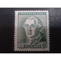 Чили 1953 персона