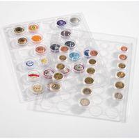 Leuchtturm-листы для Евро монет ENCAP EURO.