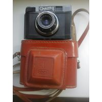 Фотоаппарат Смена-6. Рабочий.