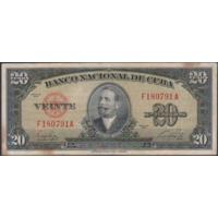 20 песо 1949г.