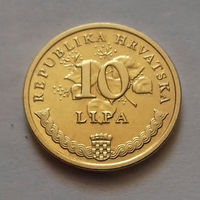 10 липа, Хорватия 1993 г., AU