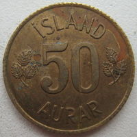 Исландия 50 эйре 1970 г. (g)