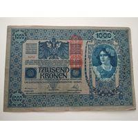 Австрия 1000 крон 1902 -137