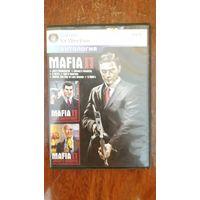 Диск с игрой Mafia I и Mafia II + 9 модов