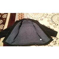 Стильная штроксовая куртка - рост 134