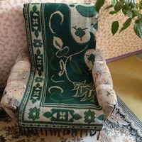 Кресло мягкое с подлакотниками