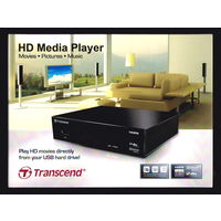 Медиа плеер Transcend HD Media player DMP10