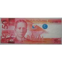 Филиппины 50 песо 2010 г. (u)