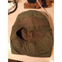 Подшлемник зимняя шапка ушанка американской армии
