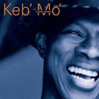 "Keb' Mo' ""Slow Down"" (Audio CD - 1998) HDCD"