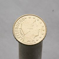 Люксембург 10 евроцентов 2004