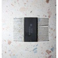 КР588ВТ1 (серия КР588, 588) - дешифратор адресов внешних устройств (портов, регистров), для систем совместимых с PDP-11, БК-0010.01, БК-0011М, МК-90, УКНЦ, ДВК ...