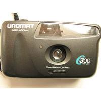 Фотоаппарат плёночный UNOMAT International E300 (чехол в подарок)