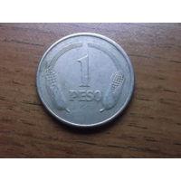 Колумбия 1 песо 1975