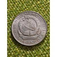 Ангола 1 кванза 1975 г