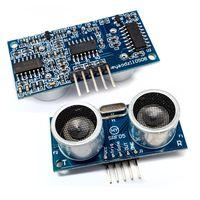 Ультразвуковой датчик дальномер детектор сенсор HC-SR05