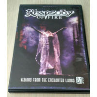 2DVD Rhapsody of Fire - Visions from the Enchanted Lands
