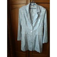 Удлиненный пиджак,46-48 р
