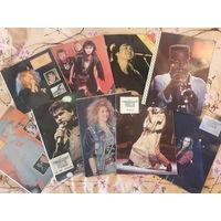 С 1 Руб. Коллекция Редкого Журнала Музыкальный Олимп 1990 г.