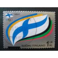 Финляндия 2007 финский олимпийский комитет - 100 лет