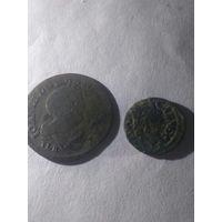 6 грошей (шостак) 1682 Ян ||| Собеский