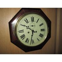 Часы настенные Германия 19 век.